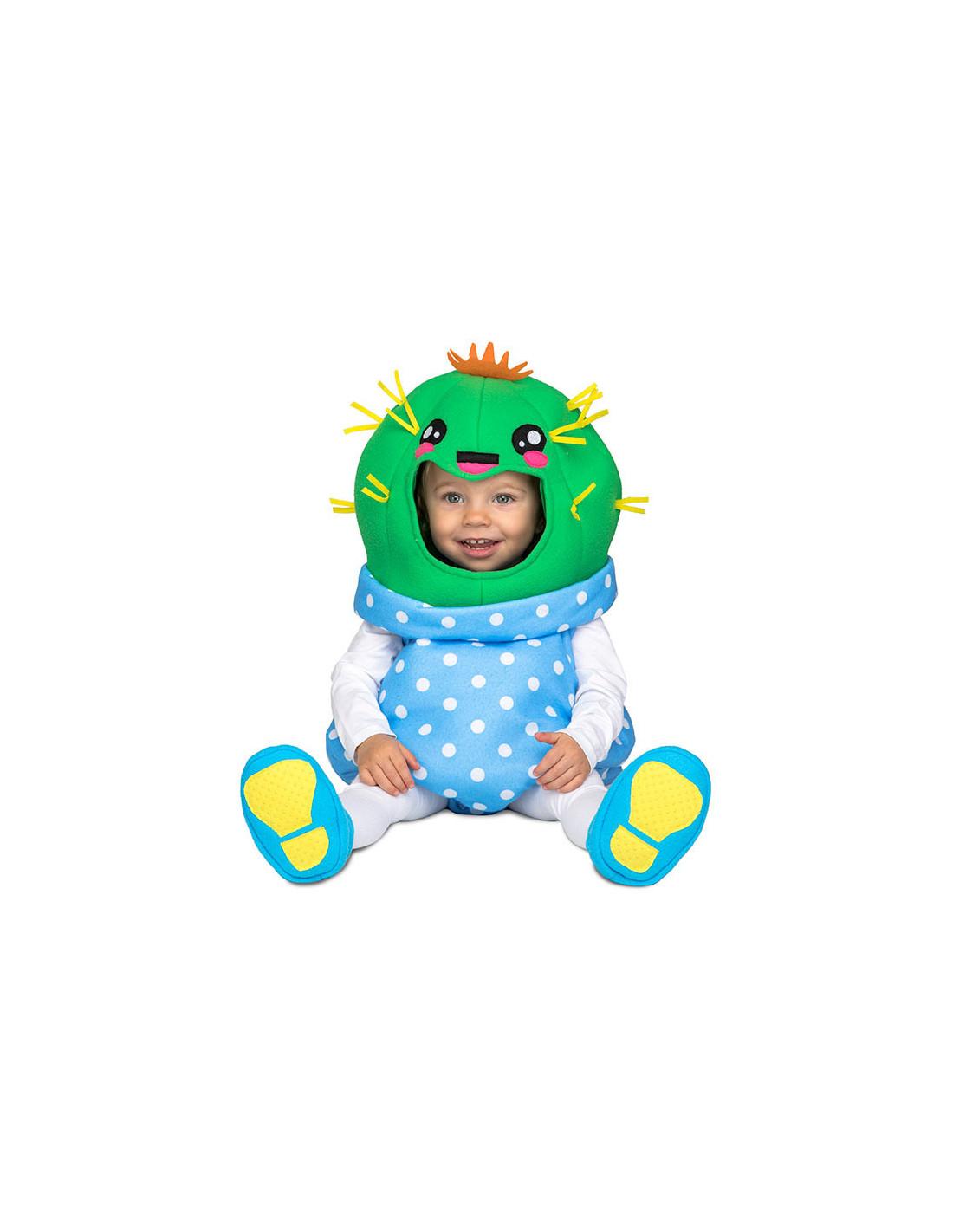 Disfraz cactus para bebé Kawaii - Envío 24h-Compra en Disfraces Bacanal
