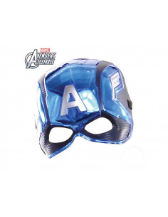Máscara Capitán América infantil