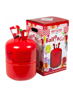 Bombona de helio grande