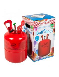 Bombona de helio pequeña