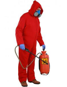 Disfraz La Casa De Papel Mascara Dali Y Mono Rojo Tienda Bacanal