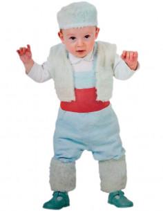 Disfraz de pastor para bebé