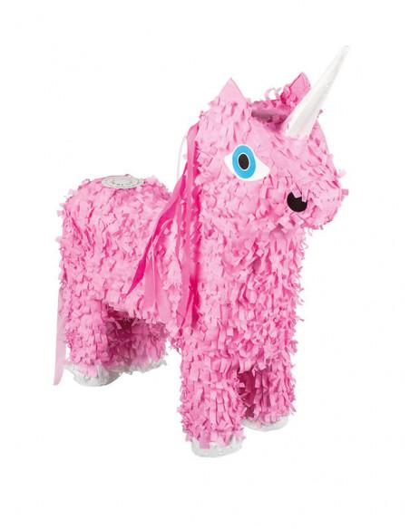 Piñata unicornio rosa