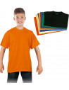 Camiseta color infantil