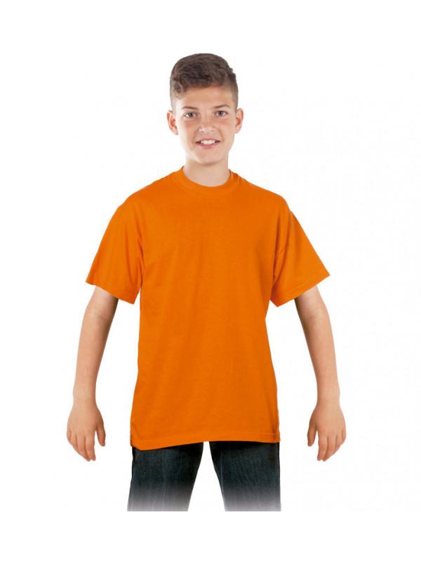 Camiseta blanca infantil