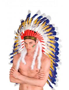 Penacho de indio Americano