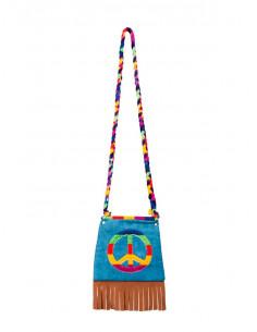 Bolso hippie flecos