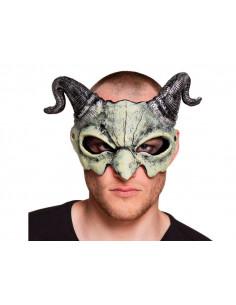 Antifaz cráneo del demonio