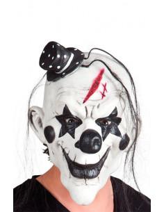 Máscara payaso gótico