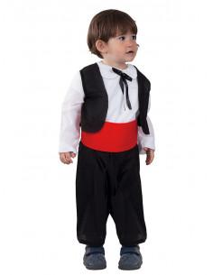 Disfraz Regional bebé  Tallas-1 año
