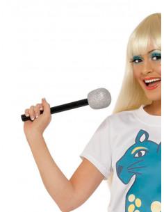 Micrófono estrella del pop