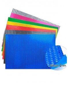 Goma eva planchas de lentejuelas colores