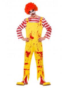 Disfraz payaso asesino Ronald