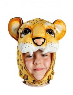 Gorro leopardo infantil