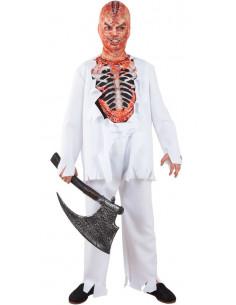 Disfraz zombie desgarrador infantil