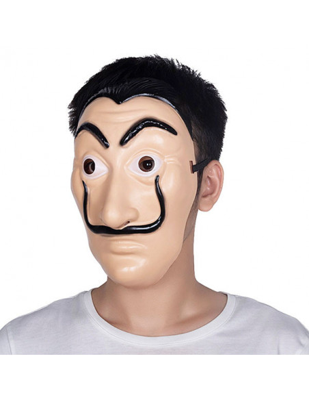 Máscara Dalí pintor adulto