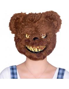 Máscara oso psicópata