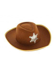 Sombrero de vaquero adulto