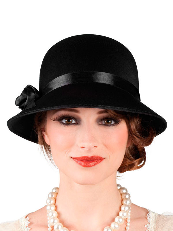 buscar original excepcional gama de estilos mayor selección de Sombrero Charleston años 20