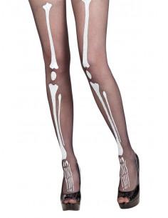 Panty esqueleto para mujer