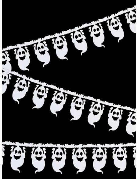 Guirnalda de fantasmas