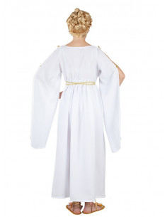 Disfraz de romana adulto  Modelo-Oro Tallas-M