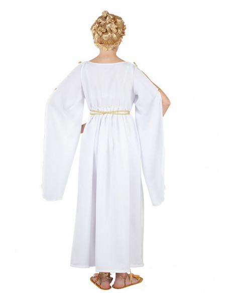 Disfraz de romana adulto espalda