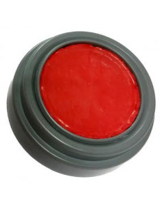 Maquillaje al agua pequeño rojo