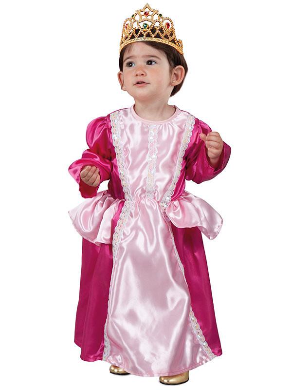 Disfraz princesa para bebé