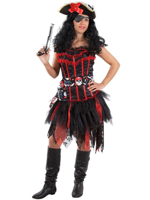 Disfraz de pirata sexy para mujer