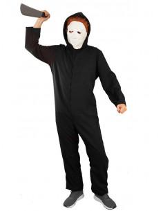 Disfraz Halloween mono negro