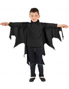 Capa murciélago infantil