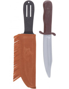 Cuchillo Indio con Funda