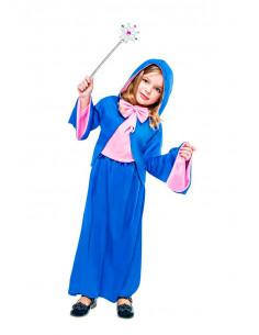 Disfraz de hada madrina infantil