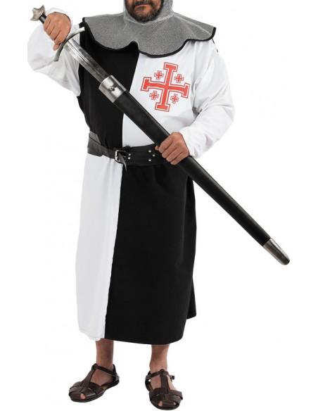 Espada medieval de metal