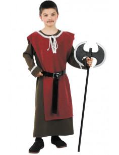 Disfraces medievales caballero infantil