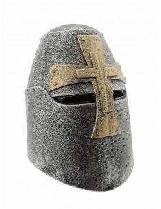 Casco cruzado medieval