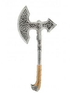 Hacha Vikinga de combate