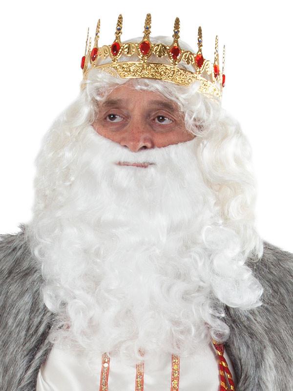 Fycar Barba de Rey Mago Blanca o Rubia