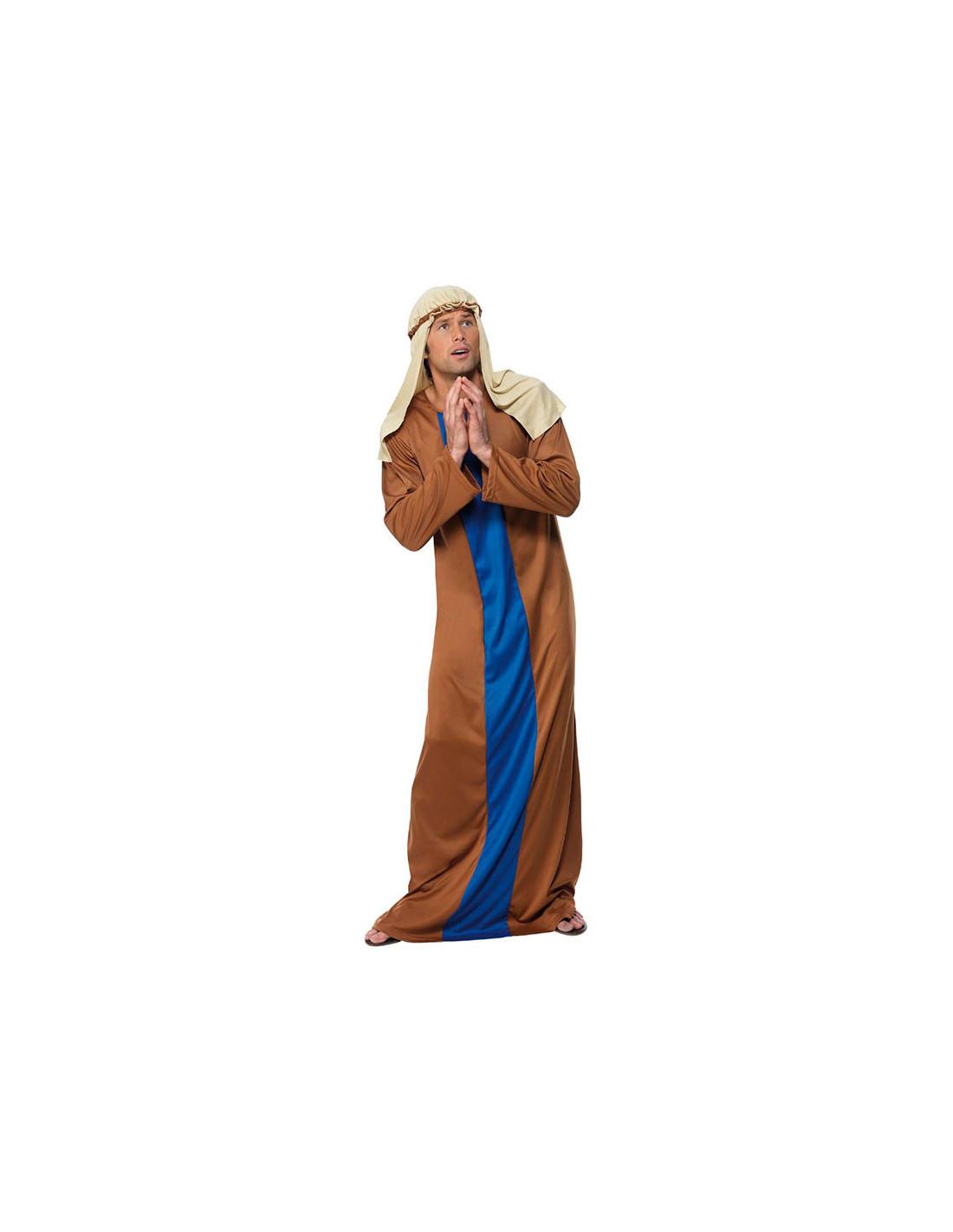 Disfraz San José hombre - Envío 24h-Compra en Disfraces Bacanal