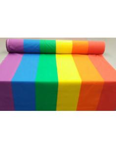 tela para bandera orgullo gay