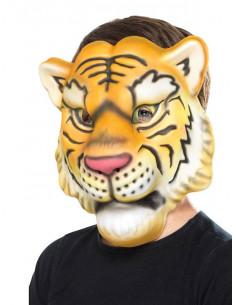 Máscara de tigre infantil