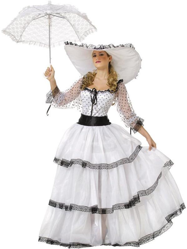 Disfraz de Escarlata para mujer