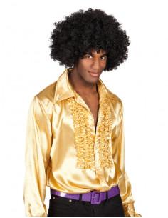 Camisa Disco Party dorada