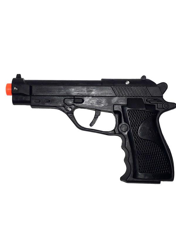 Pistola de plástico de ganster