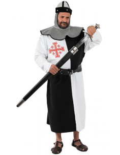 Disfraces de cruzado medieval  Tallas-XL