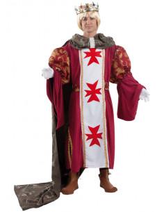 Disfraz príncipe medieval lujo  Tallas-XL