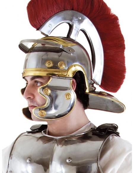 Casco de Centurión Romano metálico