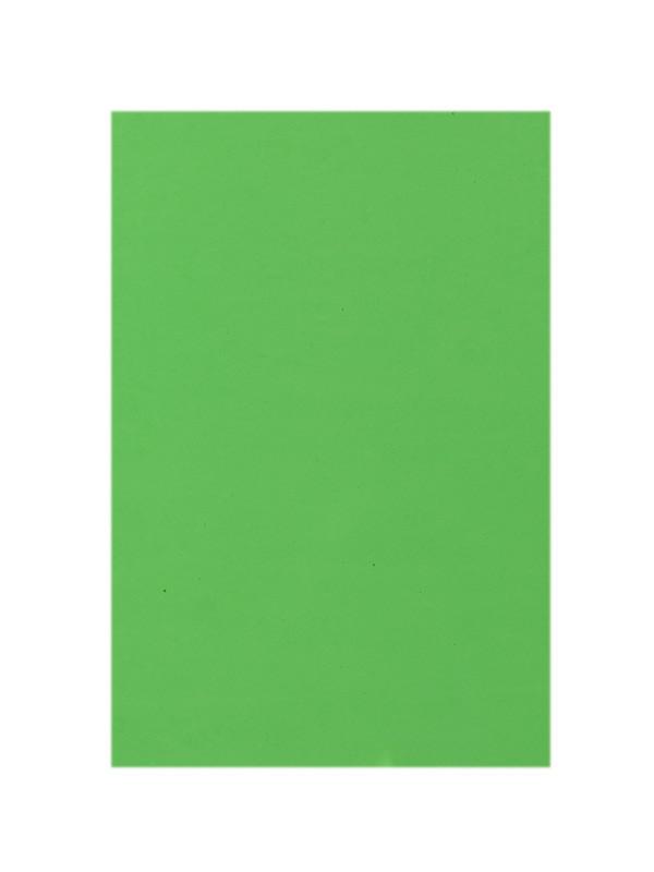 Plancha de Goma Eva verde