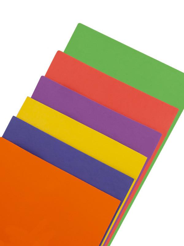 Plancha de Goma Eva de colores